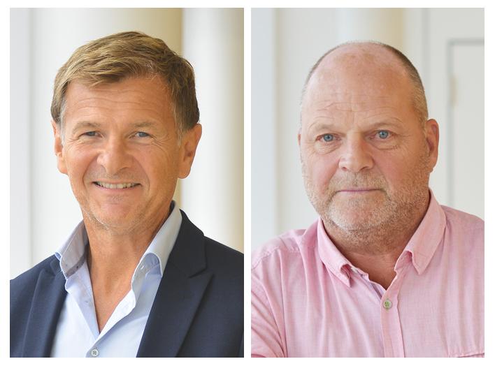 Nya konsulter hos oss – välkommen Peter och Lars-Erik!
