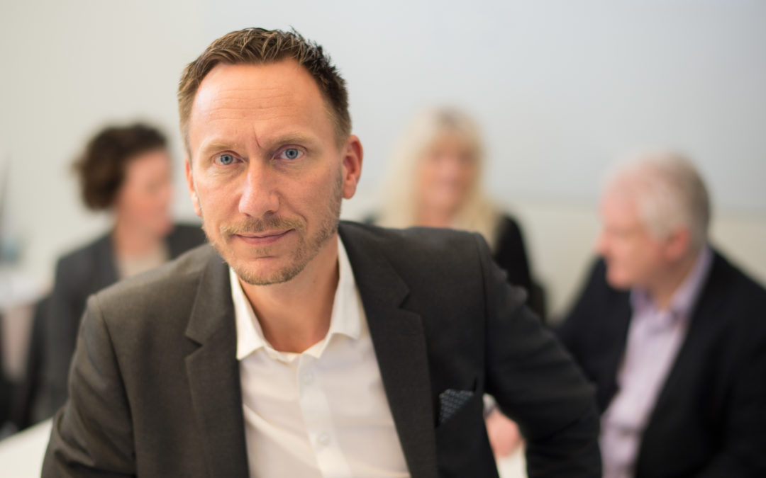 Peter Olsson ny VD för Xmentor Management