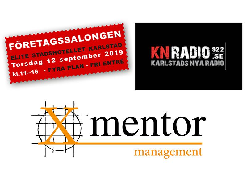 Xmentor sommarpratar i KN Radio
