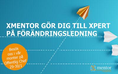 Besök oss på Offentlig chef 29-30 januari i Sundsvall!